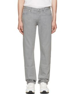 Grey Petit New Standard Jeans
