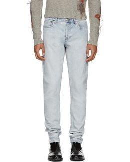 Blue Petit New Standard Jeans
