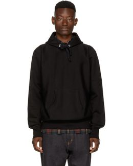 Black 'man Can't Live Without Hip' Hoodie