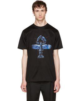 Black Lobster T-shirt