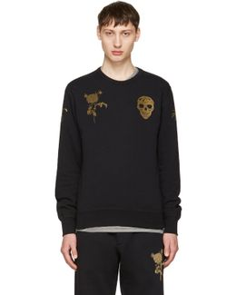 Black Bullion Sweatshirt