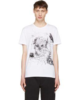 White London Map T-shirt