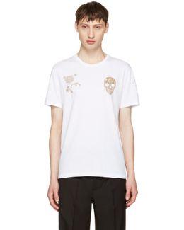 White Bullion T-shirt