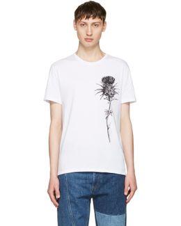 White Thistle T-shirt