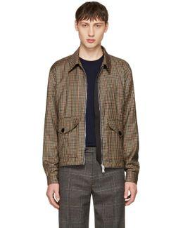 Khaki Gents Jacket