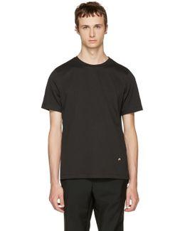 Black Rainbow Gent's T-shirt