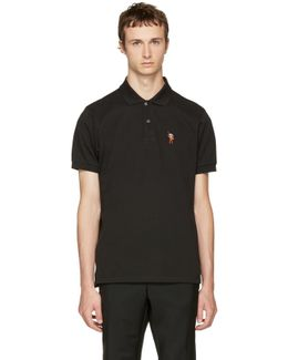 Black Gent's Polo