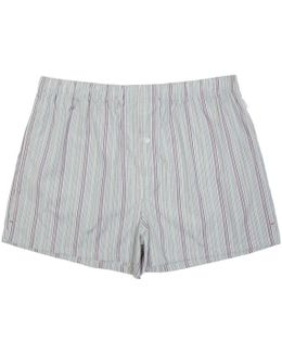 Multicolor Light Multistripe Boxers