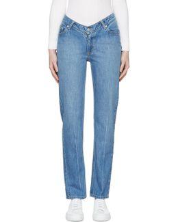 Blue Dip Jeans