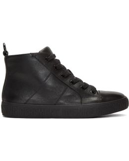 Black Howard Sneakers