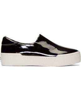 Black Didi Sport Slip-on Sneakers