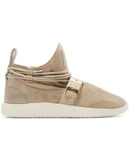 Brown Singleg Sneakers