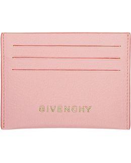 Pink Pandora Card Holder