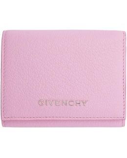 Pink Pandora Trifold Wallet