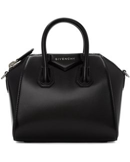 Black Mini Antigona Bag