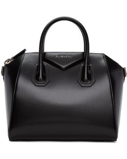 Black Small Antigona Bag