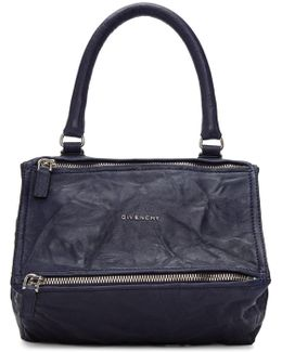 Navy Small Pandora Bag
