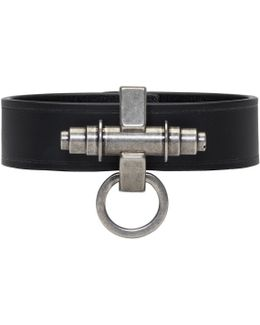 Black Simple Obsedia Bracelet