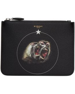 Black Monkey Brothers Pouch