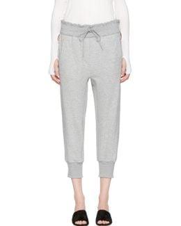Grey Jogger Lounge Pants