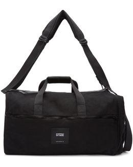 Black Eastpak Edition Duffle Bag