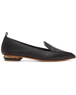 Black Beya Loafers