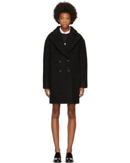 Black Boule Coat