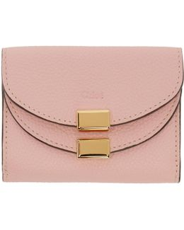 Pink Mini Georgia Wallet