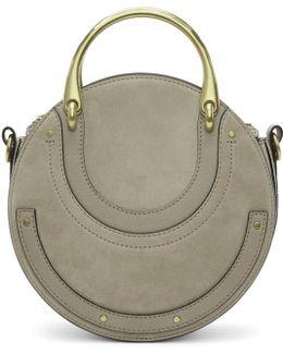 Grey Pixie Bag