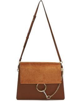 Brown Medium Faye Bag