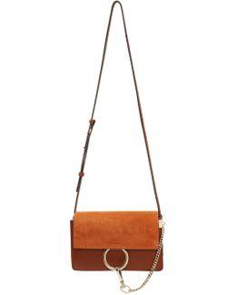 Brown Small Faye Bag