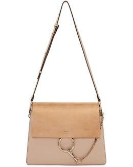 Pink Medium Faye Bag