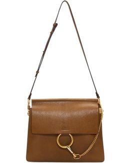 Tan Medium Faye Bag