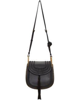 Black Small Hudson Bag