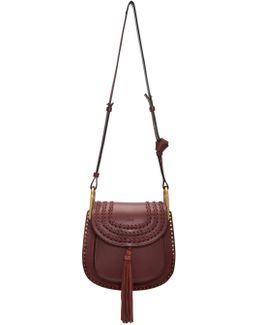 Red Small Hudson Bag
