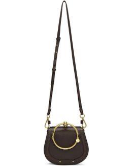Brown Small Nile Bracelet Bag