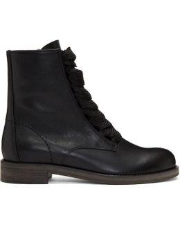 Black Harper Palmer Boots