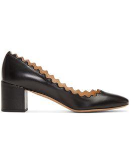 Black Lauren Heels