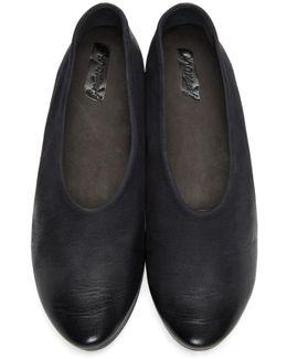 Black Coltellaccio Ballerina Flats