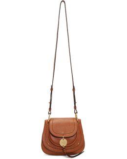 Tan Charm Shoulder Bag