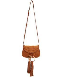 Tan Mini Polly Bag