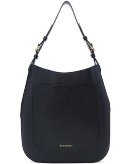 Black Small Elmstone Hobo Bag
