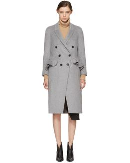 Grey Trentwood Coat