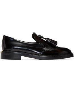 Black Halsmoor Loafers