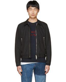 Black Maddison Jacket