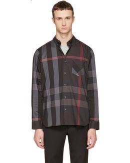Grey Check Thornaby Shirt