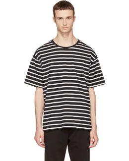 Black & White Striped T-shirt