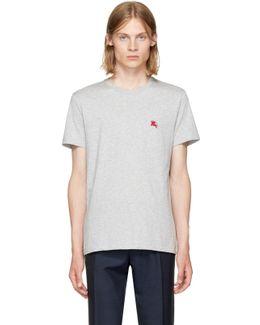 Grey Logo T-shirt