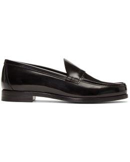 Black Hardy Loafer