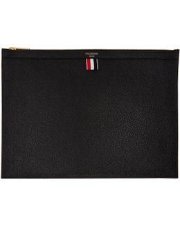 Black Large Laptop Holder